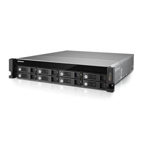 QNAP 8 bay TVS-871U-RP-PT-4G NAS Pentium G3250 3.1 GHz Dual-core 4GB RAM