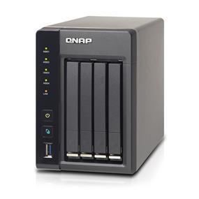 QNAP 4 Bay TS-453S-PRO NAS Quad-core Intel Celeron 2.0GHz 4GB RAM