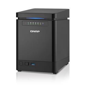 QNAP 4 Bay TS-453mini-2G NAS Quad-core Intel Celeron 2.0GHz 2GB RAM