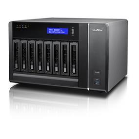 QNAP 8 Bay NAS VS-8124 PRO+ Intel Core i3-2120 4GB DDR3L RAM