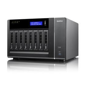 QNAP 8 Bay  VS-8132 PRO+ NAS Intel Core i3-2120 4GB DDR3L RAM