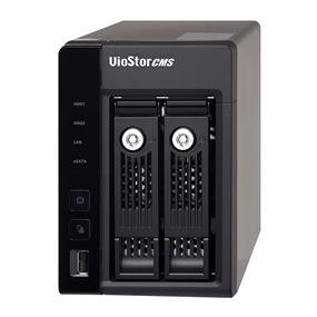 QNAP 2 Bay  VSM-2000  VioStor Management Server Intel Dual-core Processor