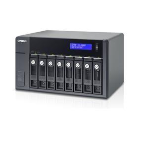 QNAP 8 Bay UX-800P Economical RAID Expansion Enclosure for Turbo NAS