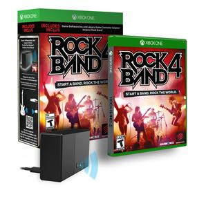 RockBand 4 - Software with Adapter for Xbox360 accessories (XB1)