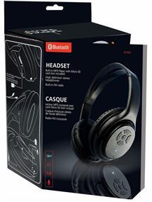 (E)scape BT300 - Hands Free Headset w/ FM Radio