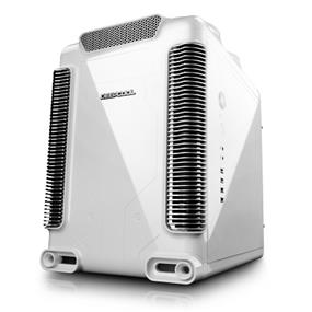 Deepcool Steam Castle Micro ATX Glossy White Gaming Cube Case