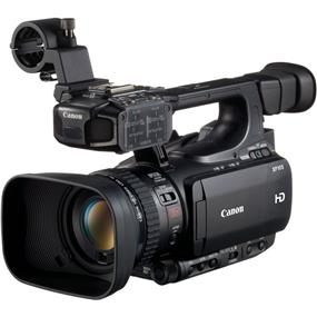 Canon XF105 - HD Professional Camcorder