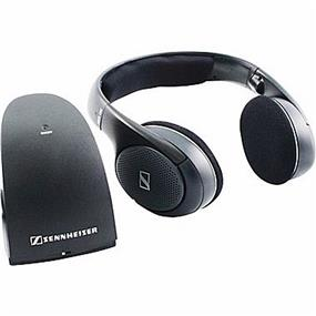 Sennheiser RS-125 - Wireless RF On-Ear Headphones
