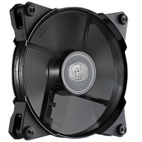 Cooler Master Jetflo 120 120mm Black Case Fan (R4-JFNP-20PK-R1)