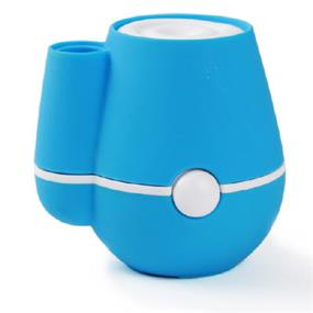 Free-on USB Vase humidifier Blue (LJH-001 Blue)