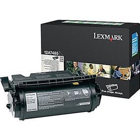 Lexmark T632 T634 Toner 12A7465