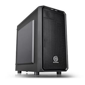 Thermaltake Versa H15 mATX Black Gaming Tower Case (CA-1D4-00S1NN-00)