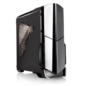 Thermaltake Versa N21 Window Black Mid Tower Chassis (CA-1D9-00M1WN-00)