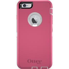 "OtterBox (5.5"") 7752238 Defender For iPhone 6/6s Plus White/Pink"