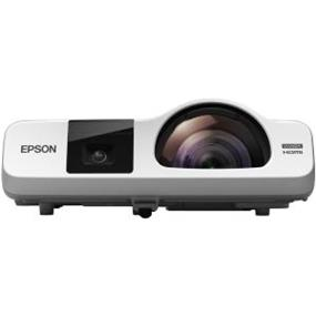 Epson BrightLink 536Wi LCD Projector (V11H670022) - 720p - HDTV - 16:10 - Front - Interactive1.6 - UHE - 215 W - NTSC, PAL, SECAM - 5000 Hour - 10000 Hour - 1280 x 800 - WXGA - 16,000:1 - 3400 lm - HDMI - USB - VGA In - Ethernet - 344 W - White Color - 2 Year Warranty