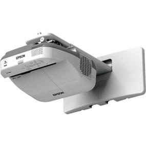 Epson BrightLink 595Wi LCD Projector (V11H599022) - 720p - HDTV - 16:10 - Front, Rear - Interactive - UHE - 245 W - 6000 Hour - 1280 x 800 - WXGA - 3300 lm - HDMI - USB - VGA In - White Color - 2 Year Warranty