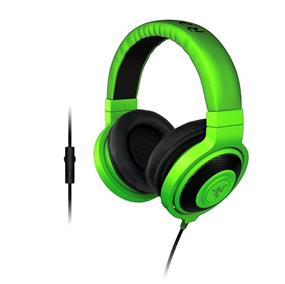 Razer Kraken Pro Analog Gaming Headset for PC, Xbox One and Playstation 4, Green (RZ04-01380200-R3U1)