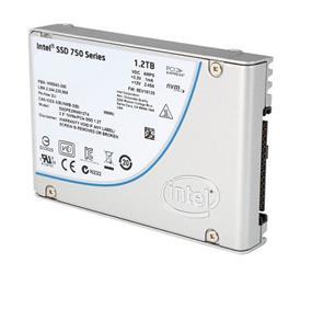 Intel SSD 750 Series 1.2TB  2.5'' NVMe PCI-Express Solid State Drive (SSDPE2MW012T4X1)