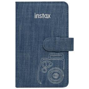 Fujifilm instax Photo Diary - Mini Album (Denim)