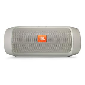 JBL Charge 2+ Portable Wireless Stereo Bluetooth Speaker (Grey)