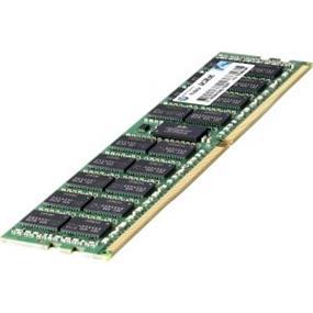 HP 8GB DDR4 SDRAM Memory Module - 8 GB (1 x 8 GB) - DDR4 SDRAM - 2133 MHz DDR4-2133/PC4-2133P - 1.20 V - ECC - Registered - 288-pin - DIMM (803028-B21)