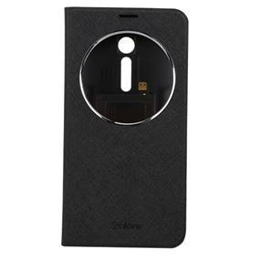 ASUS ZenFone2 View Flip Cover Deluxe-Black