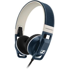 Sennheiser Urbanite On-Ear Earphones (Denim, Apple iOS)