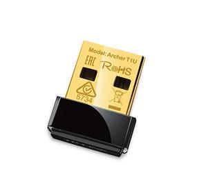 TP-LINK AC450 Archer T1U Wireless Nano USB Adapter (5GHz Wireless Only)