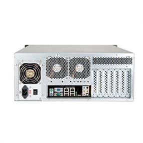 Chenbro RM42300-F1 Compact Industrial Server Chassis 4U No Power Supply No Backplane/Tray 1 Front Door Add-on Card