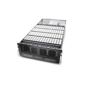 Chenbro RM43260D2-RB00G 4U 60-bay 12Gb/s Fully Redundant Storage Chassis 3.5inch Dual-Domain SAS Expander JBOD Enclosure Retail