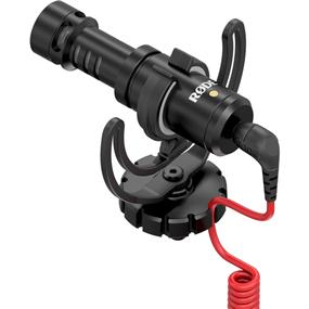 RODE VideoMicro - Compact On-Camera Microphone