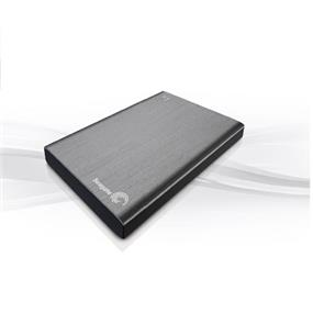 Seagate Wireless Plus 2TB USB 3.0 WIFI Mobile Device Storage Gray Portable External Drive (STCV2000100)