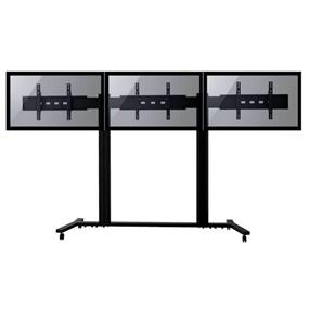 """TygerClaw Mobile 3 TVs Stand for 30"""" - 60"""" TV (LVW8603)"""