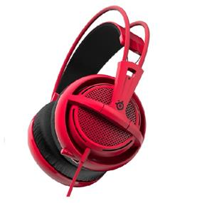 SteelSeries Siberia 200 Headset- Forged Red (51135)