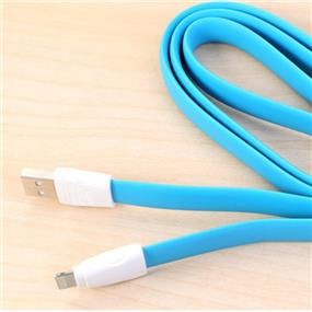 REMAX Full Speed 2 Lightning Cable RC-011i , Blue Color