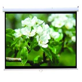 "TygerClaw 100"" Soft PVC Manual Projector Screen (PM6301)"