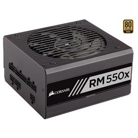 Corsair RMx Series RM550x 550W 80PLUS Gold Certified High Performance Power Supply (CP-9020090-NA)