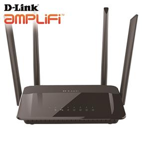 D-Link Wireless AC1200 Dual Band Router w/ High-Gain Antennas(DIR-822)