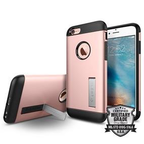 Spigen Slim Armor Case for iPhone 6/6s - Rose Gold