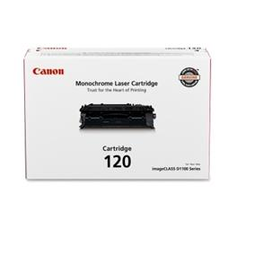Canon 120 Black Toner Cartridge (2617B001)