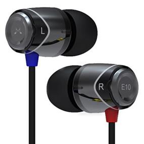 SoundMAGIC E10 - In-Ear Earphone (Black/Gun)