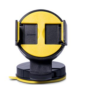 REMAX Car Smartphone Holder black/yellow (RM-C07)
