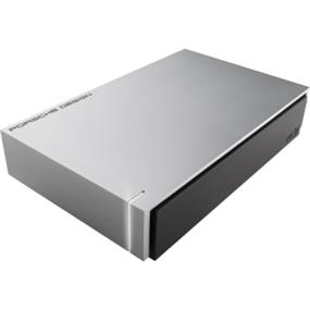 Seagate LaCie Porsche Design 8 TB USB 3.0 -External Desktop Drive for Mac (LAC9000604)