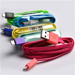 BlueDiamond TOGO Micro USB Sync & Charge Cable, PDQ-GD2881X