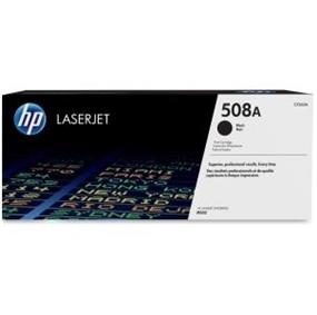 HP 508A (CF360A) Black Original LaserJet Toner Cartridge