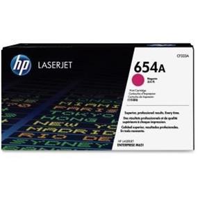 HP 654A (CF333A) Magenta Original LaserJet Toner Cartridge