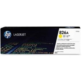 HP 826A (CF312A) Yellow Original LaserJet Toner Cartridge