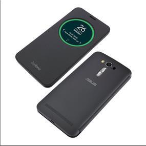 ASUS ZenFone2 Laser View Flip Cover Deluxe-Black