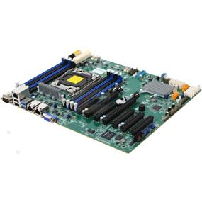Supermicro Motherboard MBD-X10SRL-F-O Xeon E5-1600/2600v3 LGA2011 C612 256GB DDR4 SATA ATX Retail