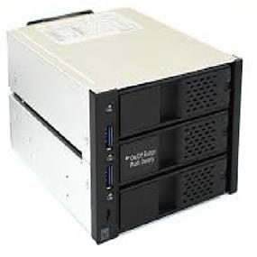 ICY DOCK Storage MB973SP-2B 3 x 3.5inch HDD 2 x 5.25inch Bay SATA Cage USB 3.0 Hub Retail
